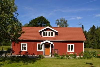 Exteriör Långsryds gård